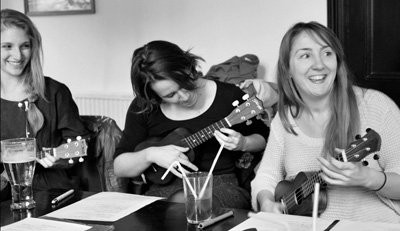 Learn To Uke absolute beginners 4 week course