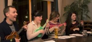Intermediate ukulele course in London