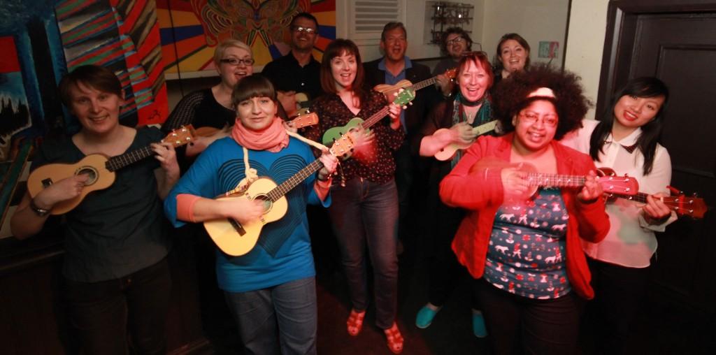 Ukulele Choir