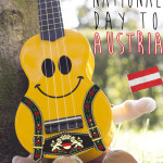 Happy National Day Austria