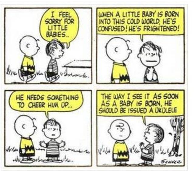 Peanuts Ukulele