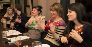 Intermediate 2 ukulele course in London