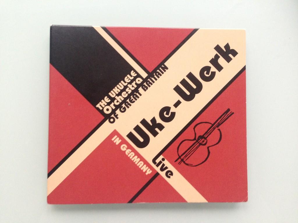 ukewerk cd