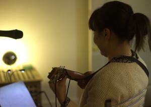 bride to be secret ukulele lessons