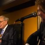 Bon Jovi & Warren Buffet ukulele