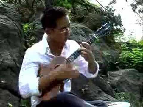 Jake Shimabukuro - Virtuoso Ukulele Player