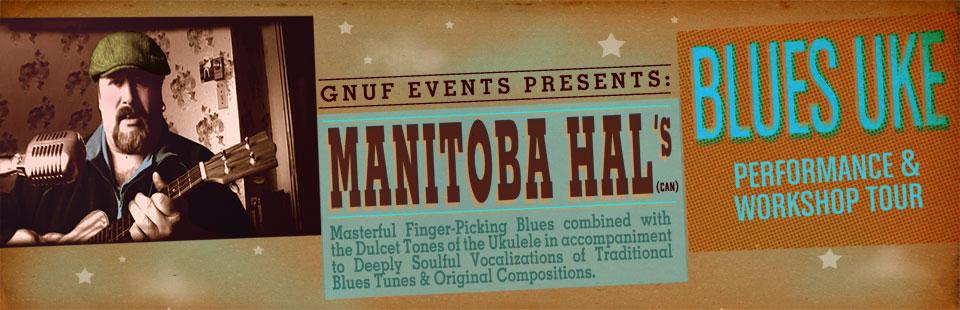 Manitoba Hal UK tour