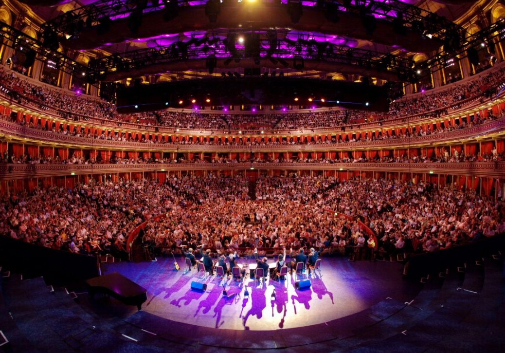 The Ukulele Orchestra of Great Britain at the Royal Albert Hall