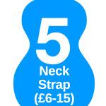 5 neck strap