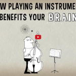 how playin an instrument benefits your brain