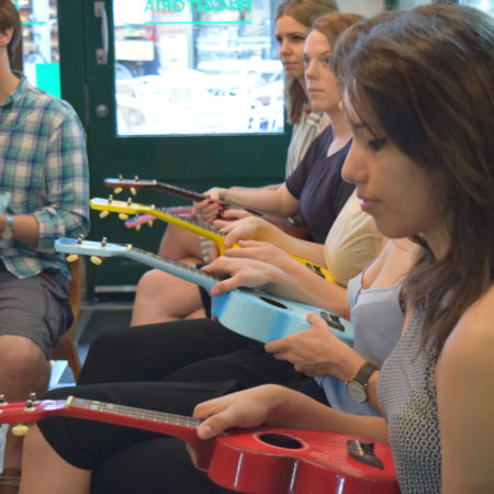 Ukulele Courses & Classes